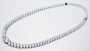 【18日限定 P最大10倍】ファイテン(PHITEN)水晶ネックレス グラデーション 65cmAQ815056