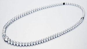 【18日限定 P最大10倍】ファイテン(PHITEN)水晶ネックレス グラデーション 80cmAQ815059