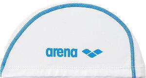 ARENA(アリーナ)水泳水球競技ピッタリ2WAYシリコンキャップ ARN−6408ARN6408WHT