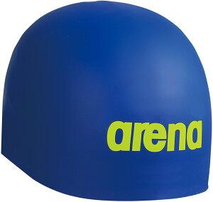 ARENA(アリーナ)水泳水球競技シリコンキャップ(AQUAFORCE 3D) ARN−9900ARN9900RBLU