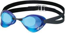 VIEW(ビュー)水泳水球競技BladeミラーV121MRCBLBL