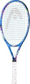 HEAD(ヘッド)テニスジュニア 硬式テニスラケット MARIA 25 ケース付 張り上げ 8〜10歳向け233400