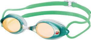 SWANS(スワンズ)水泳水球競技PREMIUM ANTI_-_FOG ミラーモデルSRXMPAFGOR