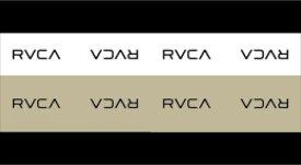 RVCA(ルーカ)カジュアルRVCA メンズ 2TONE JQ TAPE RVCA トレーナーBA041002BLK