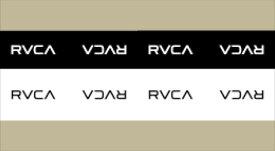 RVCA(ルーカ)カジュアルRVCA メンズ 2TONE JQ TAPE RVCA トレーナーBA041002TAN