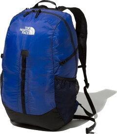 THE NORTH FACE(ノースフェイス)アウトドアフライウェイトパック22 Flyweight Pack 22 リュック デイパック バックパック 22L ポケッタブル 鞄 かばん バッグ サブザック 通勤 通学 メンズ レディー