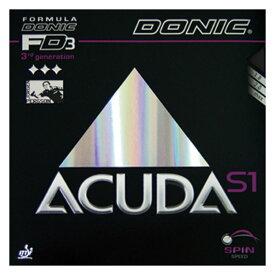 DONIC(ドニック)卓球【卓球用 裏ソフトラバー】 アクーダS1AL048