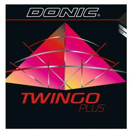 DONIC(ドニック)卓球ツインゴプラス_裏ソフトラバーAL069