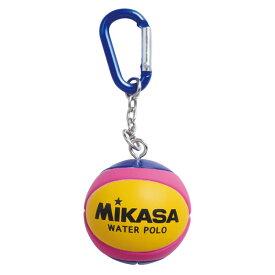 【4日20時から5日までP最大10倍】ミカサ(MIKASA)水泳水球競技ウォーター・ポロ キーホルダーKHW