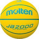 モルテン(Molten)サッカーボール【小学生低学年用ミニバスケットボール4号球】 JB2000軽量ソフトB4C2000LY