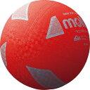モルテン(Molten)バレーボールミニソフトバレーボール レッドS2Y1200R