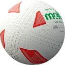 モルテン(Molten)バレーボールミニソフトバレーボール 白赤緑S2Y1201WX
