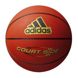 adidas(アディダス)バスケットボールゴムバスケットボール コートサイド 7号球AB7122BR