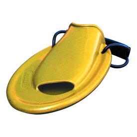 Soltec‐swim(ソルテック)水泳水球競技新トライタン フィン イエロー2011031
