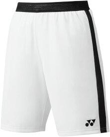 Yonex(ヨネックス)バドミントンニットハーフパンツ メンズ15071