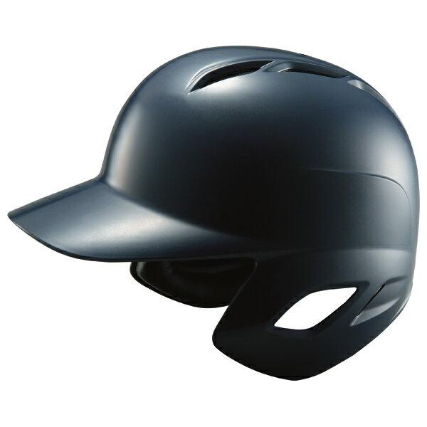 ZETT(ゼット)野球&ソフトヘルメット軟式打者用ヘルメット BHL370BHL370ネイビー