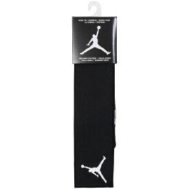 NIKE (ナイキ) バスケットボール アクセサリー ジョーダン ジャンプマン DRI-FIT ヘッド タイ F ブラック/ホワイト JD2002 010