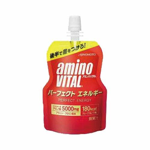 aminoVITAL (アミノバイタル) フィットネス 健康 ゼリー アミノバイタルパーフェクトエネルギー 16AM-6200