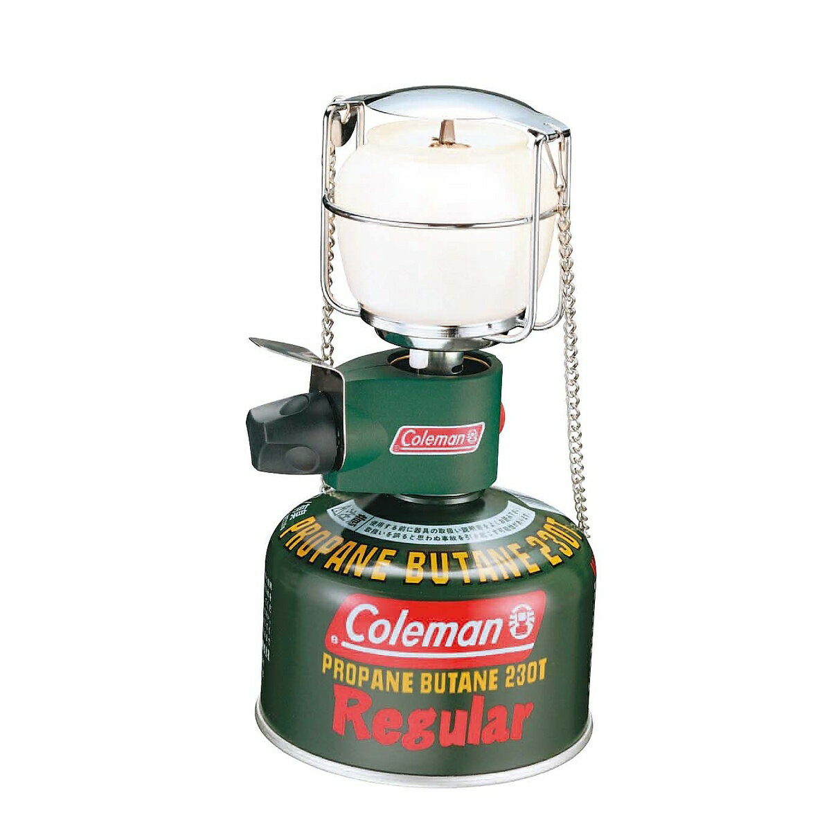 ● COLEMAN (コールマン) キャンプ用品 ガスランタン フロンティア PZランタン プラスチックケースツキ 203536