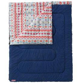 ● コールマン(COLEMAN) キャンプ用品 スリーピングバッグ 寝袋 封筒型 アドベンチャーススリーピングバッグ/C5 2000022260