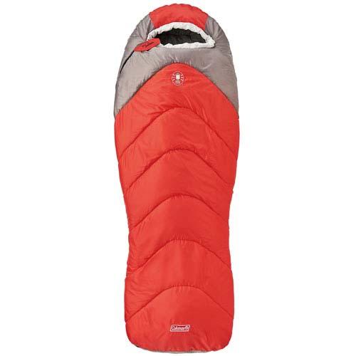 【送料無料】 COLEMAN (コールマン) キャンプ用品 スリーピングバッグ 寝袋 マミー型 スリーピングバッグ タスマンキャンピングマミー/L-15 2000022267