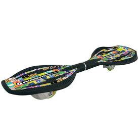 ● ラングスジャパン リップスティック デラックス ミニ キャスターボード ナンバーブラック ホイール エクストリーム スケートボード ジュニア RIPSTK DLX MNI NB BK