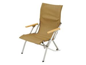 Snow Peak (スノーピーク) ローチェア30 カーキ キャンプ用品 ファミリーチェア 椅子 LV-091KH