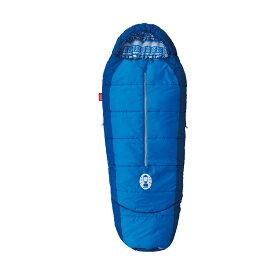● COLEMAN (コールマン) キャンプ用品 スリーピングバッグ 寝袋 ジュニア用 キッズマミーアジャスタブル/C4(ネイビー) 2000027270