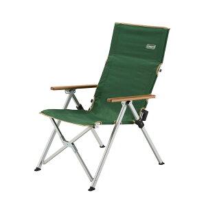 ● コールマン(COLEMAN) レイチェアグリーン キャンプ用品 ファミリーチェア 椅子 グリーン 2000026745
