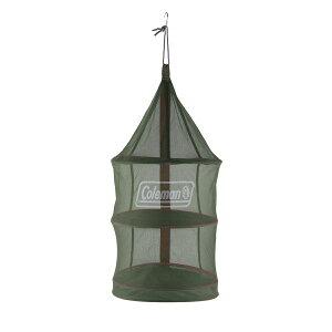 ● コールマン(COLEMAN) ハンギングドライネットII(グリーン) キャンプ用品 テーブルウェアアクセサリー 食器セット グリーン 2000026811