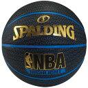 SPALDING (スポルディング) ブルーハイライト 7 バスケットボール 7号ボール 7 ブルー 73-902Z
