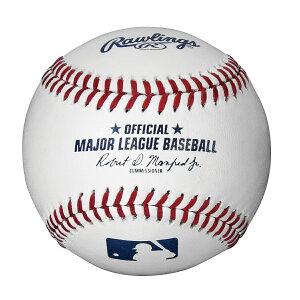 Rawlings (ローリングス) MLB公式試合球 野球 硬式 ボール - ROMLB6