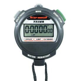 ● スポーツアクセサリー 時計 16 CD STOP WATCH TEV-4013 BK