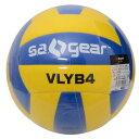 ● s.a.gear (エスエーギア) バレーボール 4号ボール バレーボール4号 イエロー SA-Y15-104-009
