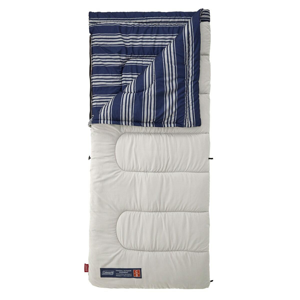 COLEMAN (コールマン) キャンプ用品 スリーピングバッグ 寝袋 封筒型 フリースフットEZキャリースリーピングバッグ/C0 2000031097