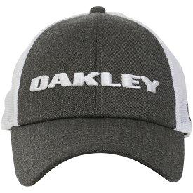 OAKLEY(オークリー) スポーツアクセサリー 帽子 HEATHER NEW ERA HAT ONE GRAPHITE 911523-00N