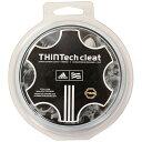 adidas (アディダス) ゴルフ ゴルフ用品アクセサリー THINTECH クリート 20個パック メンズ FREE シルバー IG625-L06059