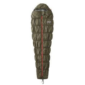 ● 【送料無料】 COLEMAN (コールマン) キャンプ用品 スリーピングバッグ 寝袋 マミー型 コルネットストレッチ/L0 (カーキ) 2000031104