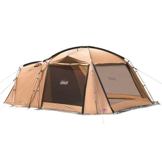● 【送料無料】 COLEMAN (コールマン) キャンプ用品 ファミリーテント タフスクリーン2ルームハウス 2000031571