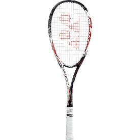 【送料無料】 YONEX (ヨネックス) 【フレームのみ】ソフトテニス フレームラケット エフレーザー7S レッド FLR7S