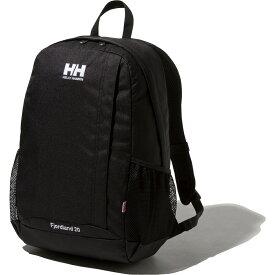 【送料無料】 HELLY HANSEN (ヘリーハンセン) トレッキング アウトドア カジュアルバックパックス FJORDLAND 20 K HOY91708 K