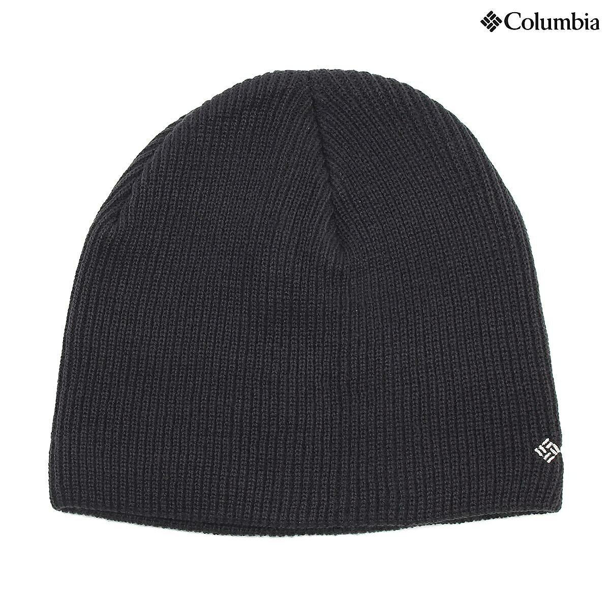 ● Columbia (コロンビア) シーズンスポーツ メンズアパレルアクセサリー ウィリバードウォッチキャップビーニー O/S BLACK BLACK CU9309-014