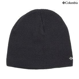 Columbia (コロンビア) シーズンスポーツ メンズアパレルアクセサリー ウィリバードウォッチキャップビーニー O/S BLACK CU9309-014