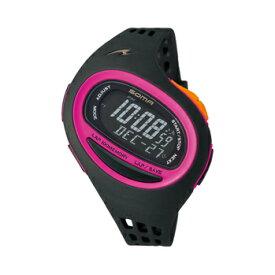 【送料無料】 スポーツアクセサリー スポーツ SOMA RUN ONE 100SL M ブラック/ピンク NS09008