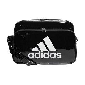 ● adidas (アディダス) エナメルバッグL スポーツアクセサリー エナメルバッグ NS ブラック/ホワイト ETX13 CX4038