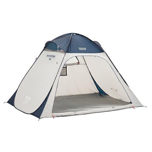 ● COLEMAN (コールマン) キャンプ用品 サンシェード クィツクアップIGシェード(ネイビー/グレー) 2000033132