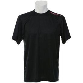 DESCENTE (デサント) バレーボール 半袖プラクティスシャツ SMU 半袖ワンポイントシャツ BMZ DOR-B8926 BMZ