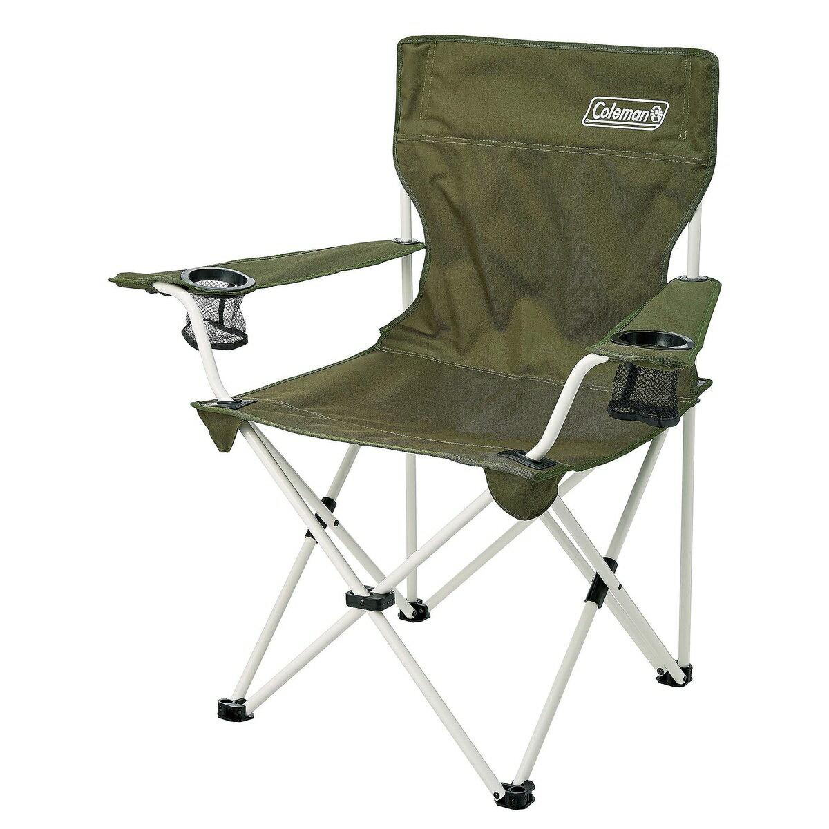 COLEMAN (コールマン) キャンプ用品 ファミリーチェア アクションチェア(オリーブ) 2000033560