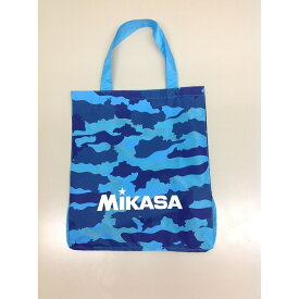 ● MIKASA (ミカサ) MIKASA LEISURE BAG スポーツアクセサリー ナップサック サックス カモ柄 BA21SA-SK