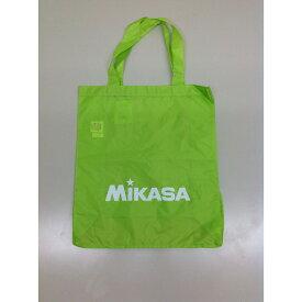 ● MIKASA (ミカサ) MIKASA LEISURE BAG R スポーツアクセサリー ナップサック グリーン BA21SA-G